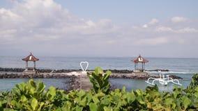 Ocean waves. Bali island. Tropical landscape. Ocean waves. Bali island Indonesia stock video footage