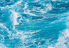 Free Ocean Waves Blue Background Royalty Free Stock Image - 4784966