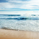Ocean waves Stock Photography