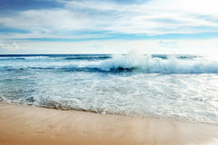 Ocean waves Royalty Free Stock Photo