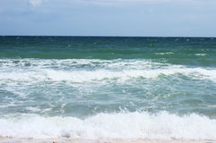 The ocean Royalty Free Stock Photography