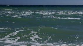 Ocean waves. (Full HD stock video footage