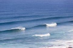 Ocean Waves Landscape Royalty Free Stock Photos