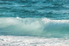 Ocean waves like glass
