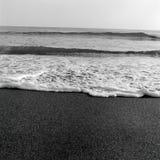 Ocean waves. On misawa coast japan Royalty Free Stock Image