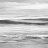 Ocean Waves Motion Stock Images