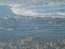 Ocean Waves and Ripples Stock Image