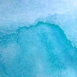Ocean wet texture effect. Ocean wave watercolor background, wet texture effect. Vector illustration Stock Photography