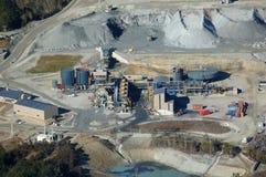 Oceana gold mine Royalty Free Stock Image