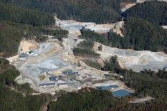 Oceana kopalnia złota Obrazy Stock