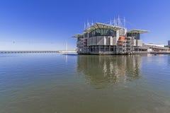 Oceanario de Lissabon/Oceanarium - Lissabon Royaltyfri Foto