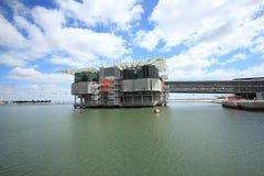 oceanarium de Lisbonne Photographie stock