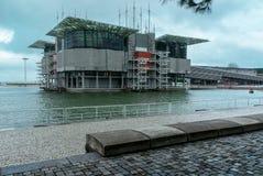 Oceanarium (Lisbon,Portugal) Stock Images