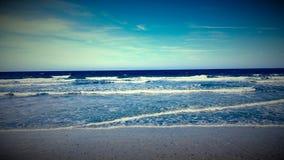 oceanfront Στοκ Εικόνα