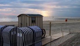 Oceanfront comfort stations