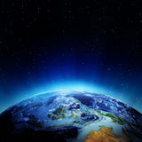 Oceania and polynesia. Elements of this image furnished by NASA Royalty Free Stock Image