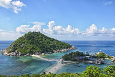 Oceanic islands Stock Photography
