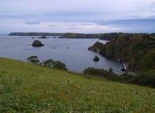 Oceanic landschap Royalty-vrije Stock Afbeelding
