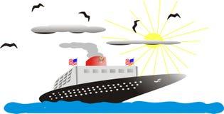 Oceanliner Stock Photography