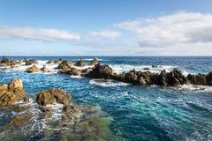 Oceano áspero fotos de stock