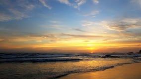 Oceano Índico Fotografia de Stock Royalty Free