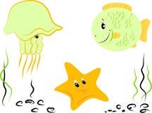 Oceano 1 royalty illustrazione gratis