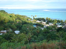 Oceano #2 de Fiji imagens de stock royalty free