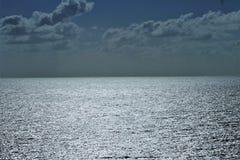 Oceano ampio Fotografia Stock Libera da Diritti