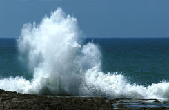 Oceano Atlântico Foto de Stock Royalty Free