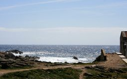 Oceano Atlântico Fotografia de Stock