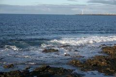 Oceano Atlantico Immagine Stock