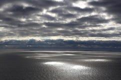 Oceano Atlantico fotografia stock