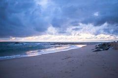 Oceano Atlantico Fotografia Stock Libera da Diritti