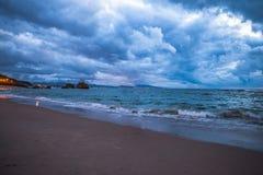 Oceano Atlantico Immagini Stock Libere da Diritti