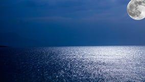 Oceano azul Fotos de Stock Royalty Free