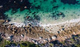 Oceano blu immagine stock libera da diritti