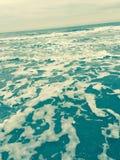Oceano bonito Fotografia de Stock