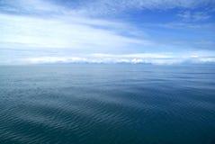 Oceano calmo Foto de Stock Royalty Free