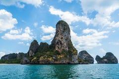Oceano da ilha Fotografia de Stock Royalty Free
