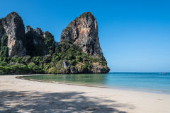 Oceano da ilha Imagens de Stock Royalty Free