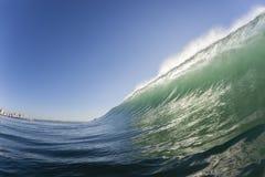 Oceano da onda Fotografia de Stock
