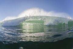 Oceano da onda Foto de Stock Royalty Free