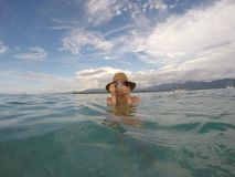Oceano da vida de Bali foto de stock royalty free