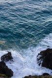 Oceano de Byron Bay Fotos de Stock