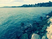 Oceano de Califórnia Imagens de Stock