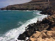 Oceano de Grécia Fotografia de Stock
