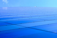 oceano de vidro Imagens de Stock Royalty Free