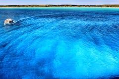 Oceano dei blu cerulei Immagine Stock Libera da Diritti