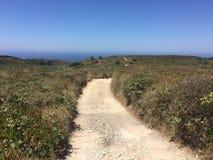 Oceano del Portogallo di vista della natura di Lisbona fotografie stock