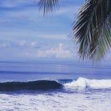 Oceano di Bali Fotografie Stock Libere da Diritti